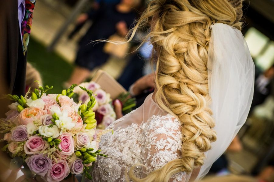 UK bridal hair